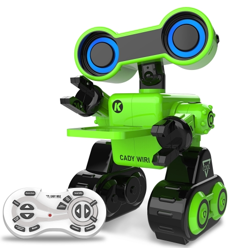 R11 Robot, Green color