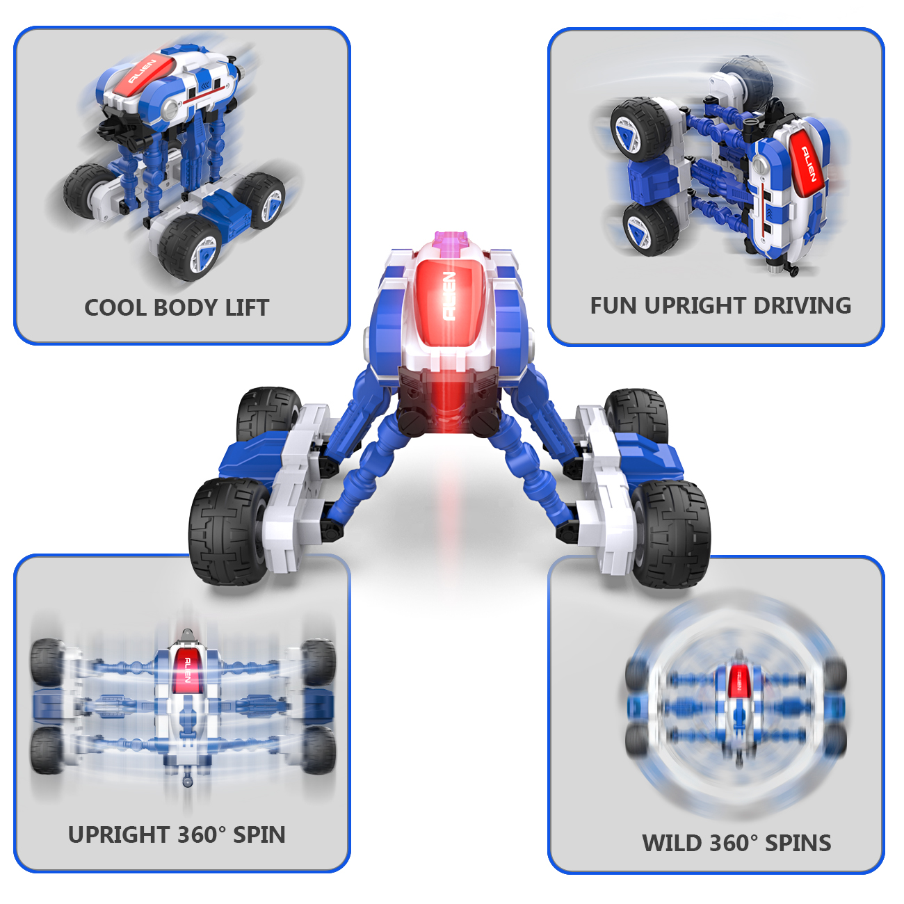New Style RC Cars is Coming~~